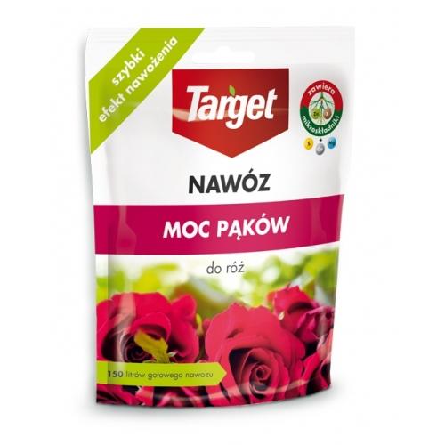 Nawóz rozpuszczalny MOC PĄKÓW do róż 150 g