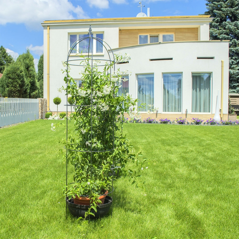 Obelisk ogrodowy 120-180 cm