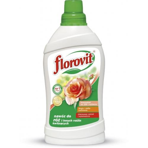 Nawóz do róż w płynie Florovit 1 l