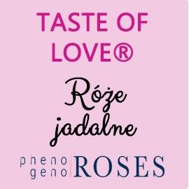 EDIBLE ROSES® Jadalne