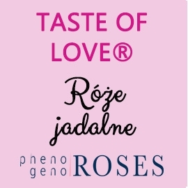 TASTE OF LOVE® Edible Roses