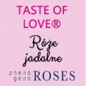 TASTE OF LOVE® Róże Jadalne