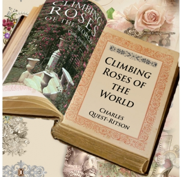 Climbing Roses of The World - Róże pnące świata, Charles Quest-Ritson